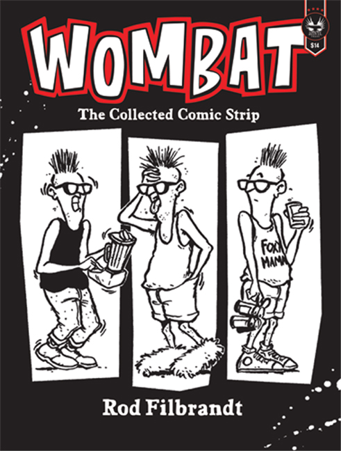 Wombat: The Collected Comic Strip
