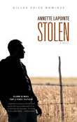 Cover for Stolen, new edition