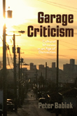 Cover for Garage Criticism