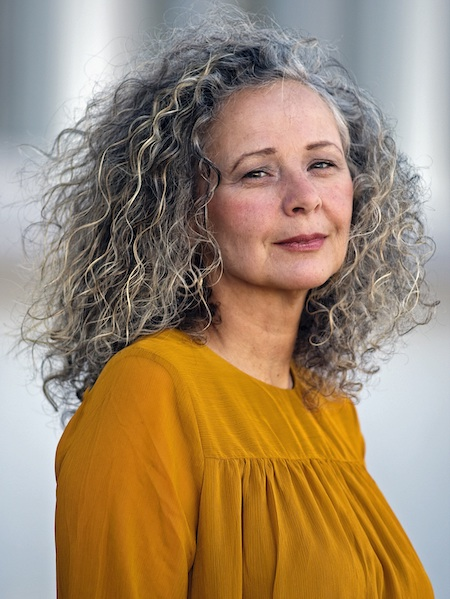photo of Elaine McCluskey