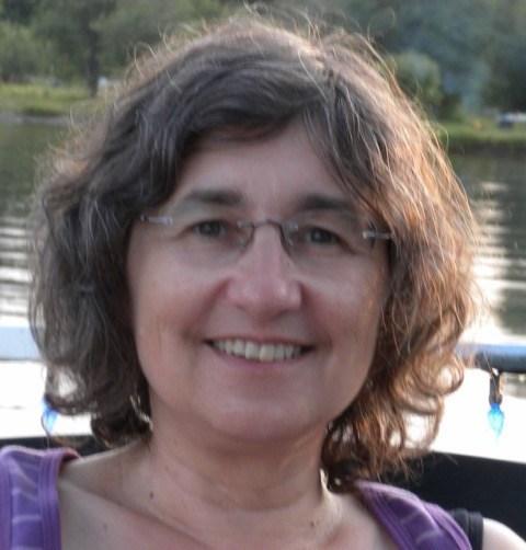 photo of Rachel Mines
