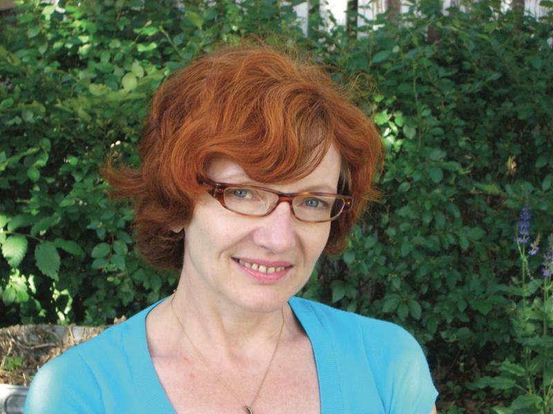 photo of Mari-Lou Rowley
