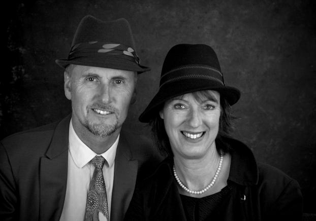Photo of John Belshaw & Diane Purvey