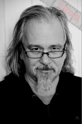 photo of Tony Burgess