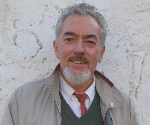 photo of Trevor Carolan